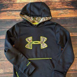 Boy's Under Armour Hoodie Sweatshirt